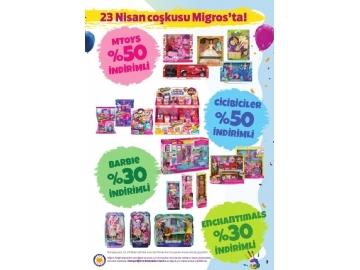 Migros 23 Nisan Kampanyası 2019 - 5