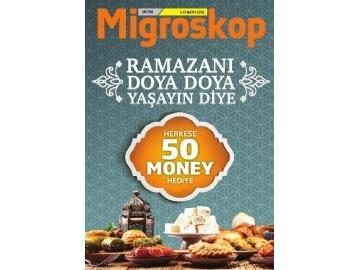 Migros 2 - 15 Mayıs Migroskop - 1