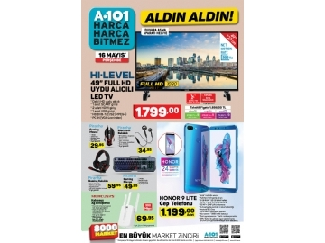 A101 16 Mayıs Aldın Aldın - 1