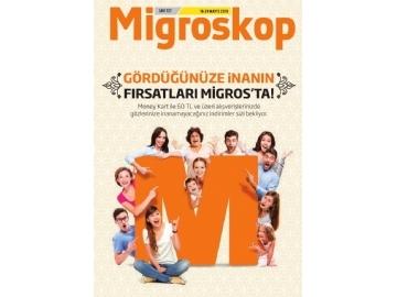 Migros 16 - 29 Mayıs Migroskop Dergisi - 60