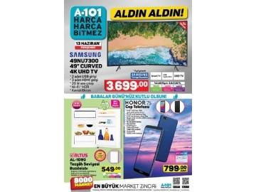 A101 13 Haziran Aldın Aldın - 1