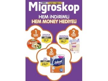 Migros 27 Haziran - 10 Temmuz Migroskop - 1