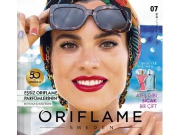 Oriflame Temmuz 2019 - 1