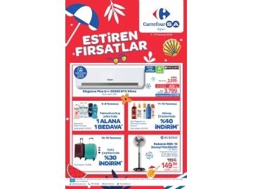 CarrefourSA 4 - 17 Temmuz Kataloğu - 1