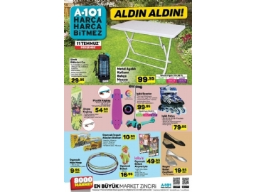 A101 11 Temmuz Aldın Aldın - 6