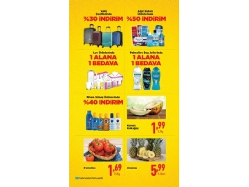 CarrefourSA 5 - 8 Temmuz Hafta Sonu