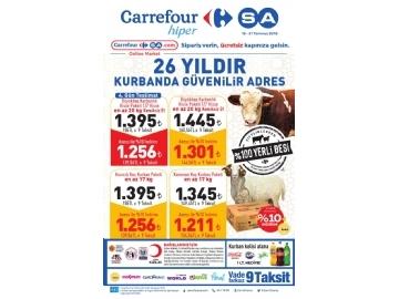 CarrefourSA 18 - 31 Temmuz Kataloğu - 1