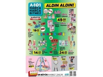 A101 15 Ağustos Aldın Aldın - 6