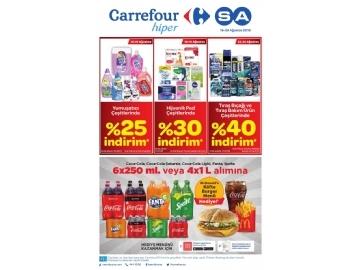 CarrefourSA 16 - 28 Ağustos Kataloğu - 1