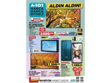 A101 12 Eylül Aldın Aldın - 1
