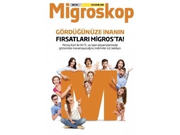 Migros 12 - 25 Eylül Migroskop - 1