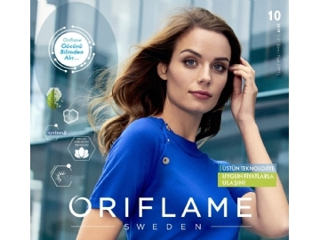Oriflame Ekim 2019 - 1