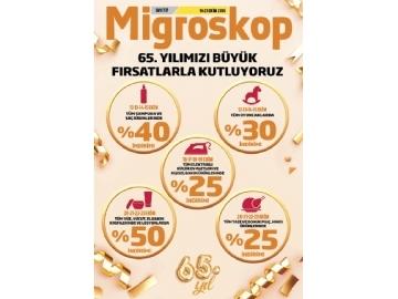 Migros 10 - 23 Ekim Migroskop Dergisi - 60