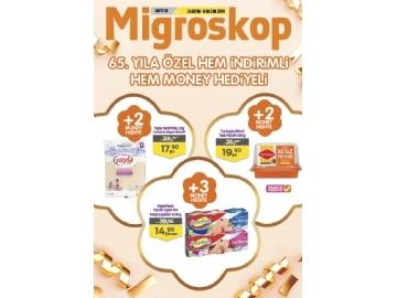 Migros 24 Ekim - 6 Kasım Migroskop - 1