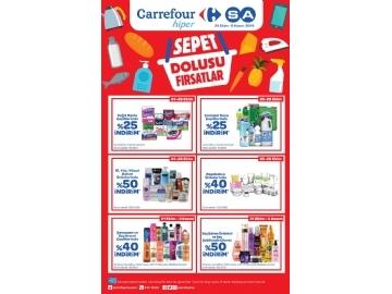 CarrefourSA 24 Ekim - 6 Kasım Kataloğu - 1