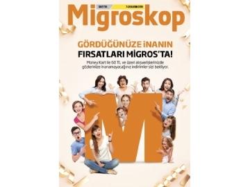 Migros 7 - 20 Kasım Migroskop - 1