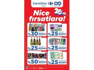 CarrefourSA 7 - 20 Kasım İndirim - 1