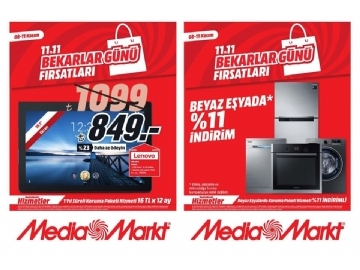 Media Markt 11.11 Kampanyası - 2