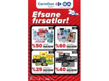 CarrefourSA 21 Kasım - 4 Aralık Kataloğu - 1