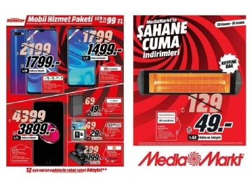 Media Markt Şahane Cuma 2019 - 2