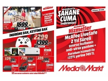 Media Markt Şahane Cuma 2019 - 5