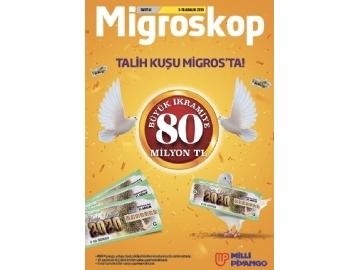 Migros 5 - 18 Aralık Yılbaşı Migroskop - 48