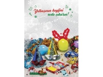 Migros 5 - 18 Aralık Yılbaşı Migroskop - 57