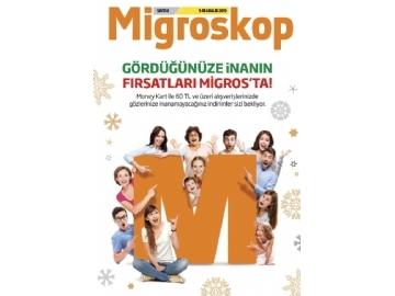 Migros 5 - 18 Aralık Yılbaşı Migroskop - 1