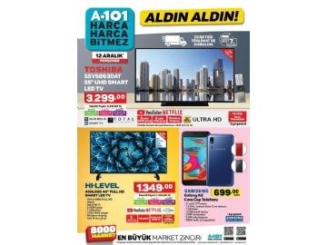 A101 12 Aralık Aldın Aldın - 1