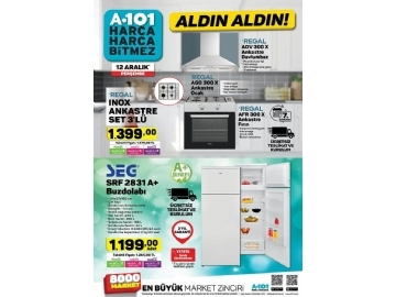 A101 12 Aralık Aldın Aldın - 3
