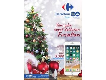 CarrefourSA Yılbaşı Kataloğu 2019 - 1