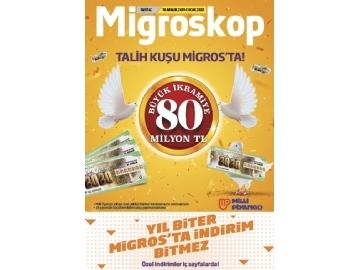 Migros 19 Aralık - 1 Ocak Migroskop Yılbaşı - 70