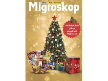 Migros 19 Aralık - 1 Ocak Migroskop Yılbaşı - 1