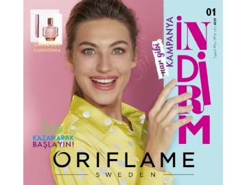 Oriflame Ocak 2020 - 1