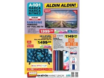 A101 9 Ocak Aldın Aldın - 1