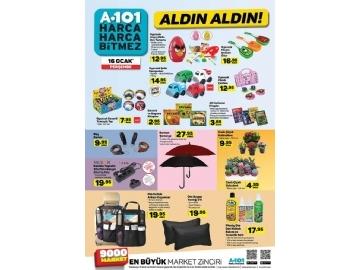 A101 16 Ocak Aldın Aldın - 5