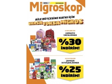 Migros 16 - 29 Ocak Migroskop - 64