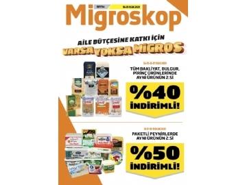 Migros 16 - 29 Ocak Migroskop - 1
