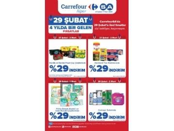 CarrefourSA 27 Şubat - 11 Mart Kataloğu - 1