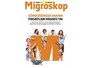 Migros 12 - 25 Mart Migroskop - 58