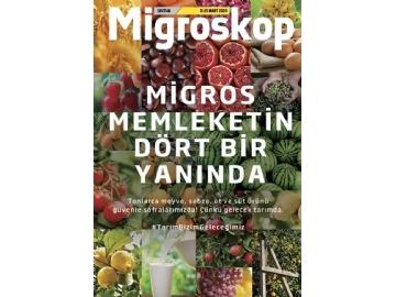 Migros 12 - 25 Mart Migroskop - 1