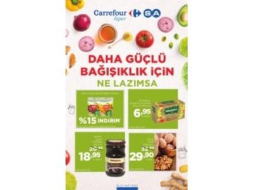 CarrefourSA 19 - 27 Mart Kataloğu - 1