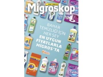 Migros 26 Mart - 15 Nisan Migroskop - 1