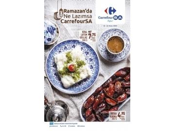 CarrefourSA 15 - 22 Nisan Kataloğu - 1