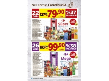 CarrefourSA 15 - 22 Nisan Kataloğu - 3