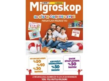Migros 23 Nisan Çocuk Bayramı 2020 - 1
