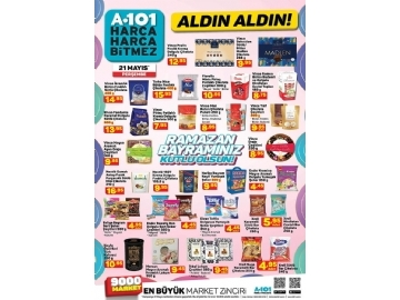 A101 21 Mayıs Aldın Aldın - 10