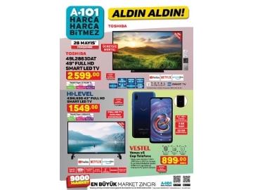 A101 28 Mayıs Aldın Aldın - 1