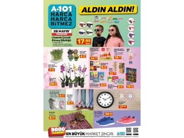 A101 28 Mayıs Aldın Aldın - 7