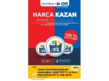 CarrefourSA 27 Mayıs - 2 Haziran Kataloğu - 1